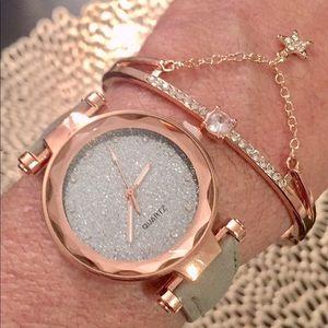 Little Something Watch & Bracelet Set